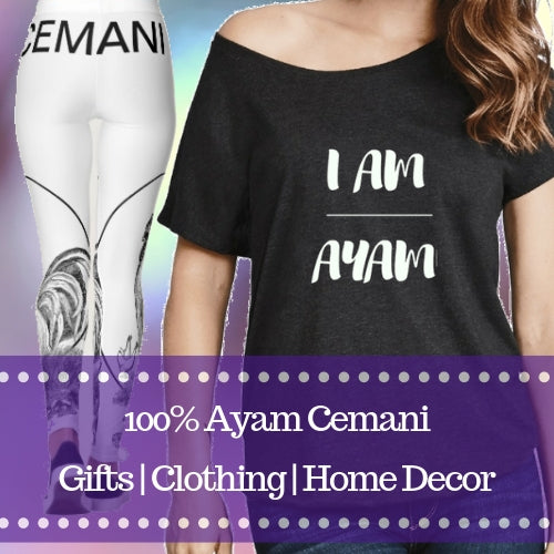 ayam cemani gifts clothing home decor jewelry collection gypsy shoals farm