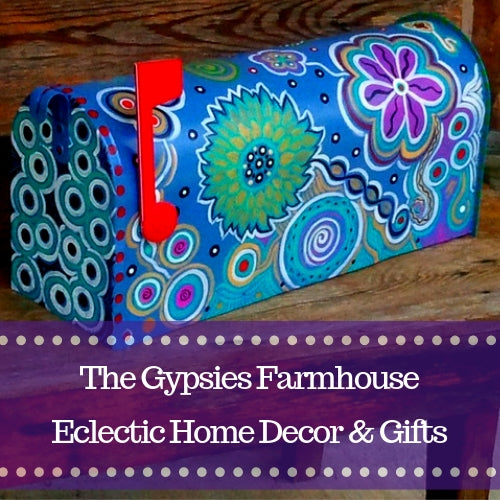 gypsy's farmhouse eclectic boho farmhouse home decor and gift collection