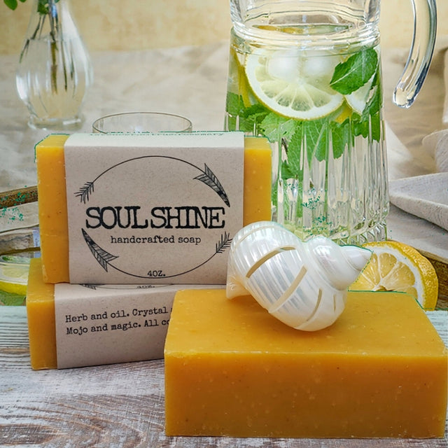gypsy shoals farm handcrafted cold pressed artisan soap soulshine