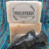 CP4-TH Tree Hugger Hippie Gardener Soap handcrafted cold pressed