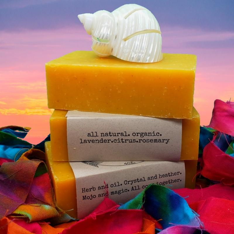 Soulshine 4OZ | Handcrafted Cold Pressed Soap