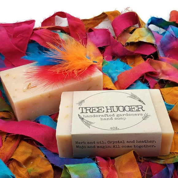 gardeners soap cold pressed all natural handcrafted bath soap