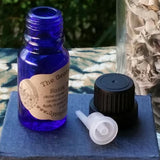 georgia gypsy 100% pure therapeutic essential oils tamper proof built in dropper cap