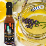 mixology bartender drinks with lavender honey gourmet infused pure raw honey