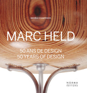 Marc Held, 50 ans de design