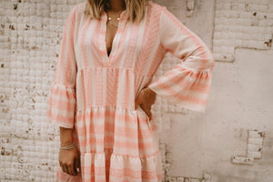 Beach Mini Loose Dress