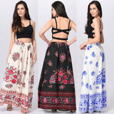 Waist Maxi Dropship Freeship High Skirt