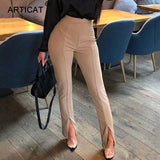 Pants Trousers Summer Skinny Casual