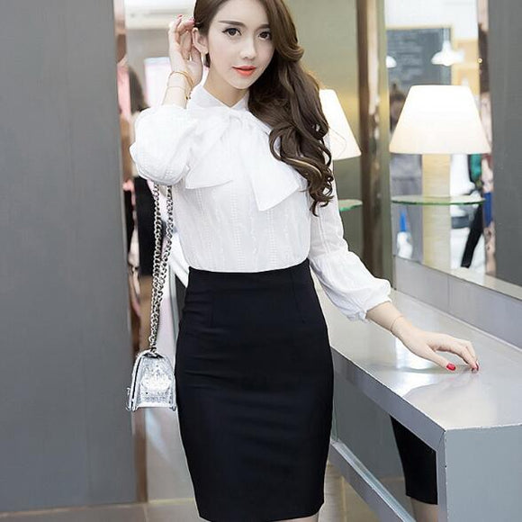 Short Elegant High Skirt