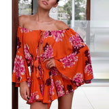 Party Summer Up Romper