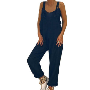 Pants Casual Pants 19ing Jumpsuit