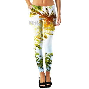 Slim Star Fitness Leggings
