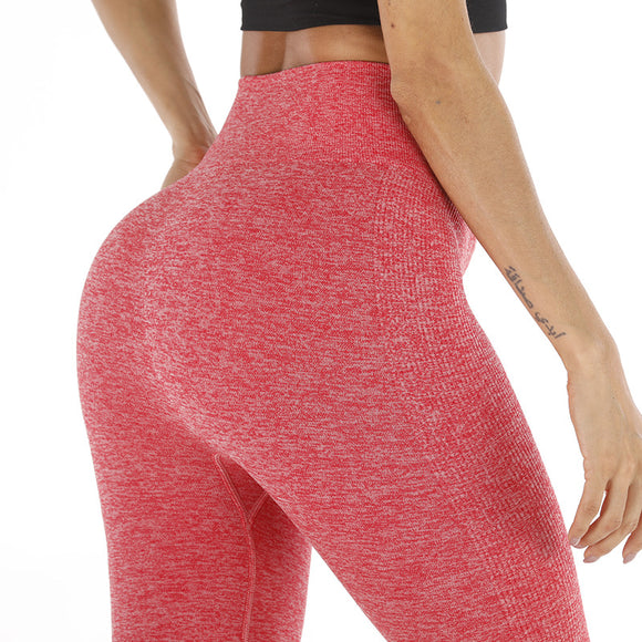 Pants Raising Running Fitness Striped Leggings