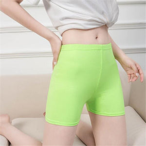 Fitness Color Sexy Candy High Shorts