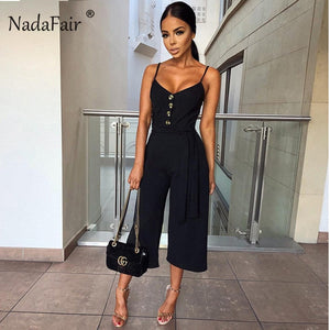 Jumpsuit Belt Plus Black Jumpsuit