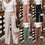 Vintage Broadcloth Pants