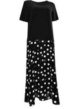 Long Dots Summer Dress