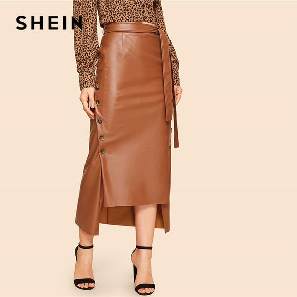 Double Skirts Workwear Skirt