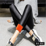 Fleece Winter Warm Thermal Leggings