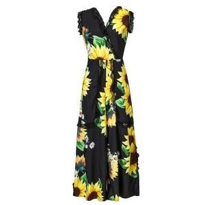 Fiesta#lrew Floral Party Jumpsuit