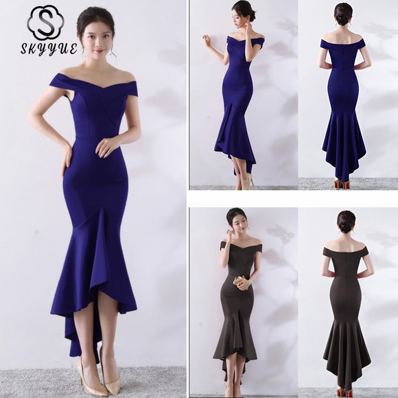 Gowns Elegant Empire Dress