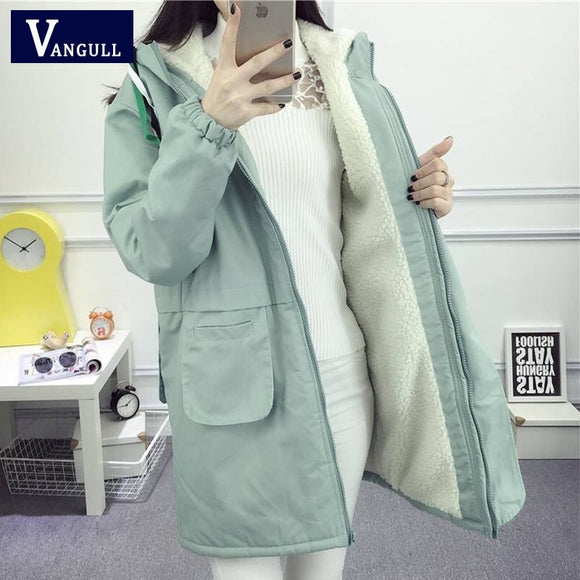 Clothing Thicken Coat