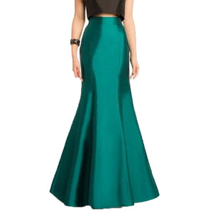 Long Mermaid High Floor Skirt