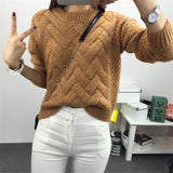 Mohair Thick Sweater