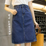 Ladies Pencil Skirts Jeans