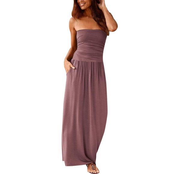 Vestidos Verao Long Dress