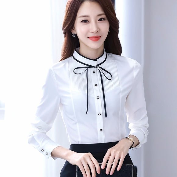 White Casual Wear Shirt