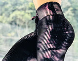 Electric Color Print Leggings