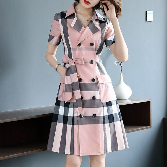 Professional Temperament Slim Dress