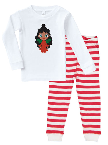 Kritter Christmas Angel Infant/ Toddler Pajamas - Kritter Haus