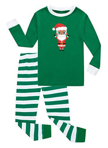 Kritter Christmas Santa Claus Infant & Youth Pajamas - Kritter Haus