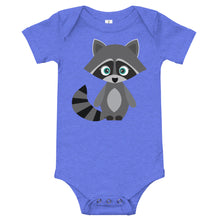 Load image into Gallery viewer, Raccoon Kritter Onesie - Kritter Haus
