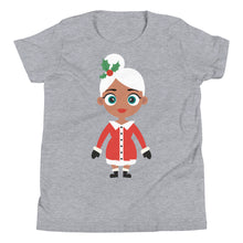 Load image into Gallery viewer, Kritter Christmas Mrs Claus Kids T-Shirt