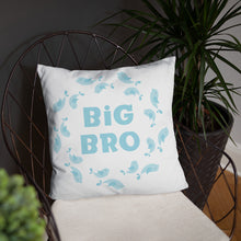 Load image into Gallery viewer, Big Brother Kids Pillow With Insert