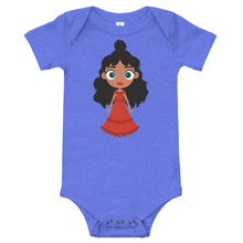 Load image into Gallery viewer, Kritter Christmas Princess Baby Bodysuit - Kritter Haus