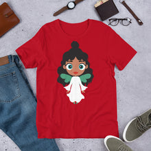 Load image into Gallery viewer, Kritter Christmas Angel Adult T-Shirt - Kritter Haus