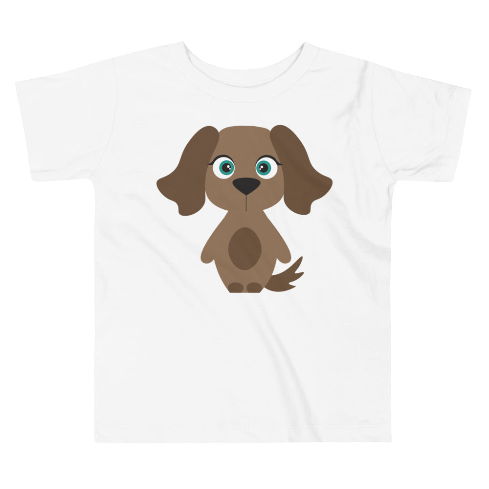 Dog Kritter Toddler Tshirt