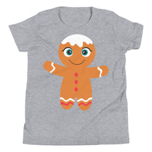 Load image into Gallery viewer, Kritter Christmas  Gingerbread Kids T-Shirt - Kritter Haus