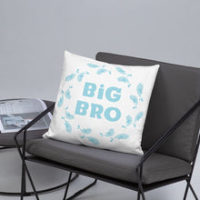 Load image into Gallery viewer, Big Brother Kids Pillow With Insert - Kritter Haus