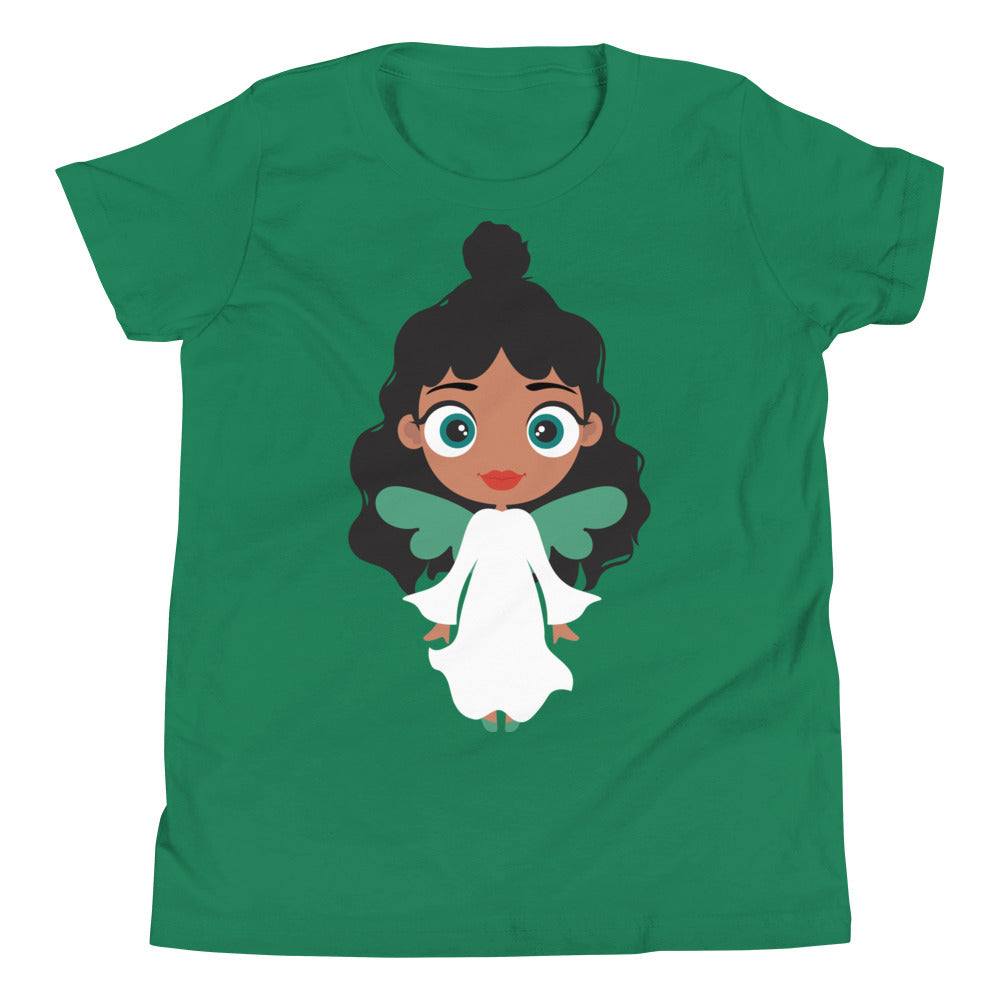 Kritter Christmas Angel  Kids T-Shirt - Kritter Haus