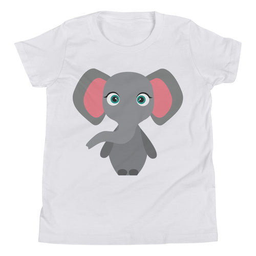 Elephant Kritter Kids T-Shirt