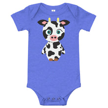 Load image into Gallery viewer, Cow Kritter Onesie - Kritter Haus