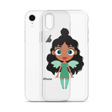 Load image into Gallery viewer, Kritter Christmas Angel iPhone Case - Kritter Haus
