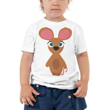 Load image into Gallery viewer, Mouse Kritter Toddler Tshirt - Kritter Haus