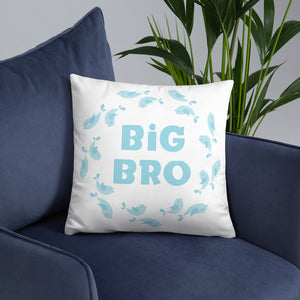 Big Brother Kids Pillow With Insert