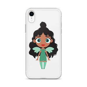 Kritter Christmas Angel iPhone Case - Kritter Haus
